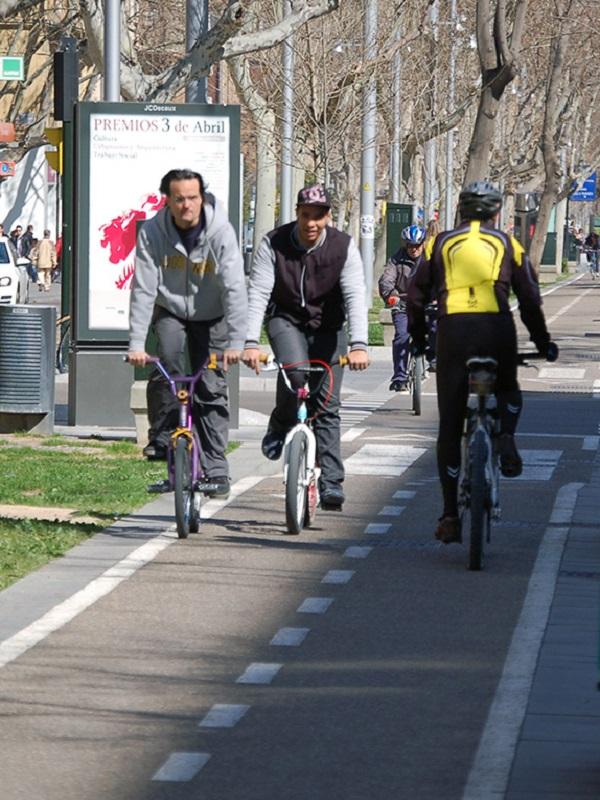 Novedades en el nuevo Plan de Movilidad Urbana Sostenible de Zaragoza