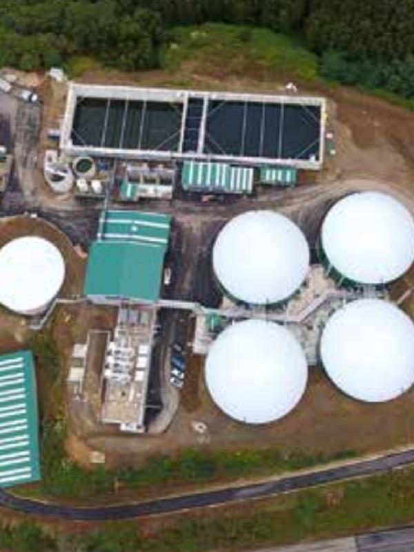Biogastur, una empresa que genera la energía necesaria para abastecer anualmente a 1.500 hogares