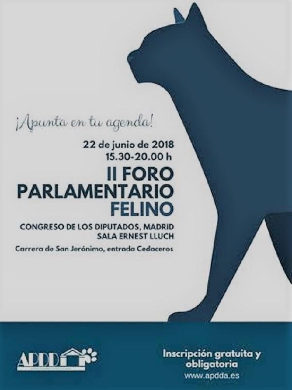 II Foro Parlamentario Felino