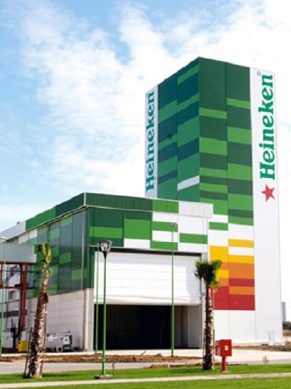 Heineken reduce emisiones