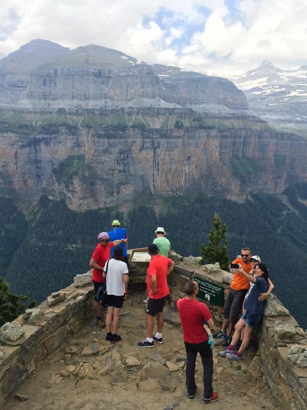Excursiones guiadas en el centenario de Ordesa y Monte Perdido