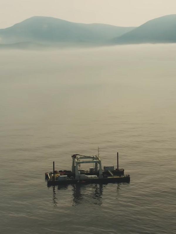 Microsoft sumergirá un centro de datos en el fondo del mar de Escocia alimentado por energías renovables