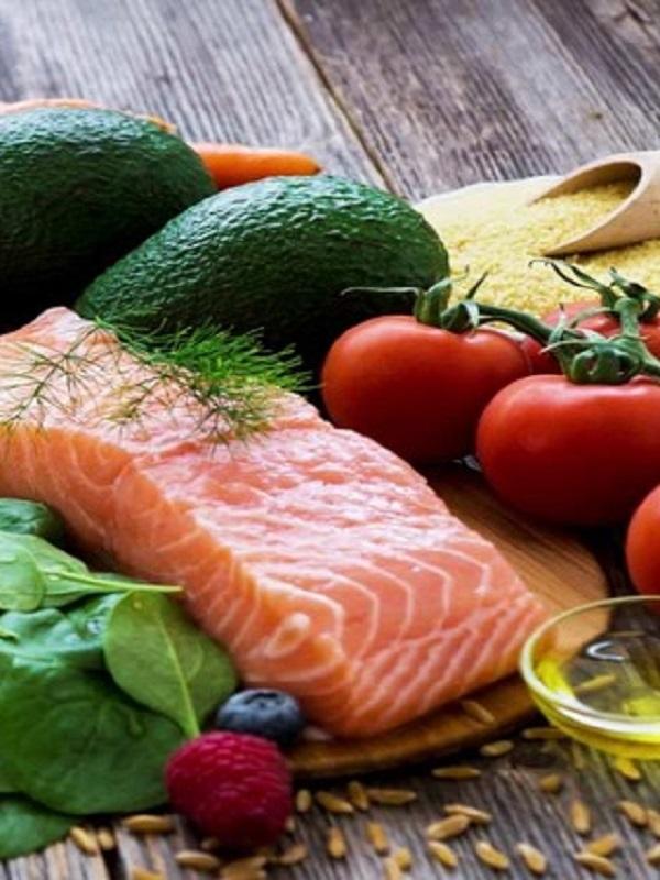 Una dieta saludable mejorará las notas de tus hijos