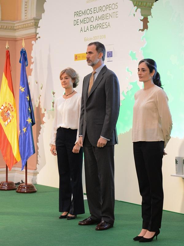 Medio Ambiente premia a 12 empresas españolas por su sostenibilidad y su comportamiento ambiental