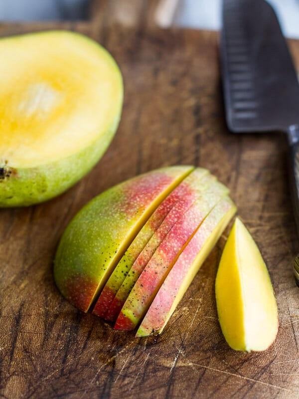 Mango, mano de santo contra el estreñimiento