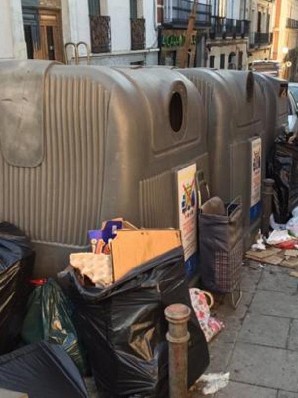 La recogida de residuos preocupa y mucho a los madrileños