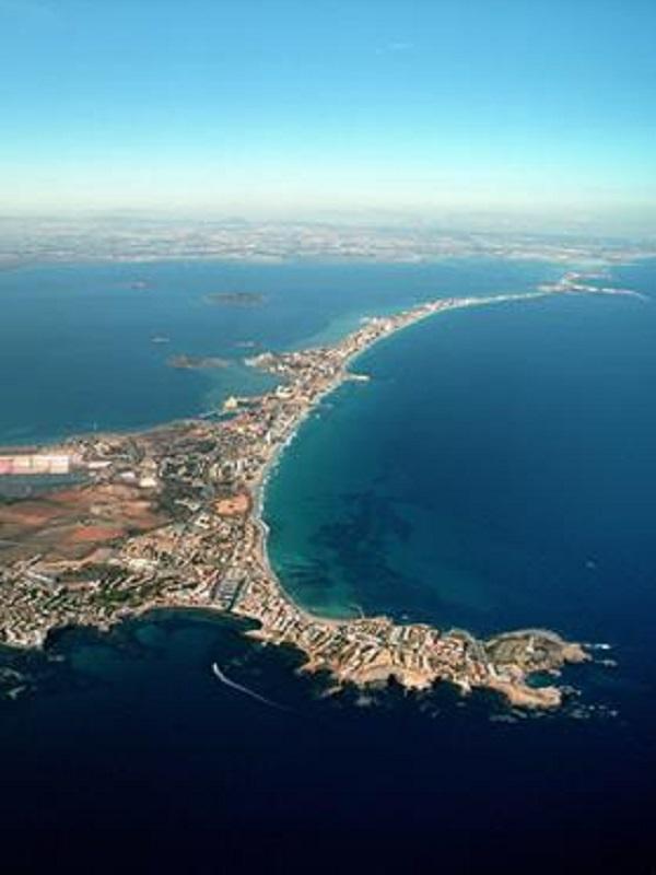 La agricultura ilegal de regadío crece exponencialmente en el entorno del Mar Menor