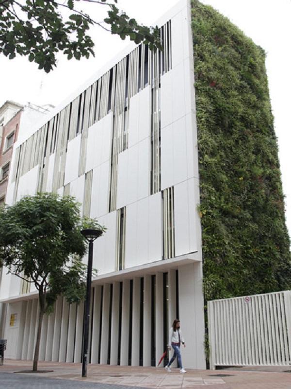 La nueva sede de Inspección de Trabajo en La Rioja referente de eficiencia energética