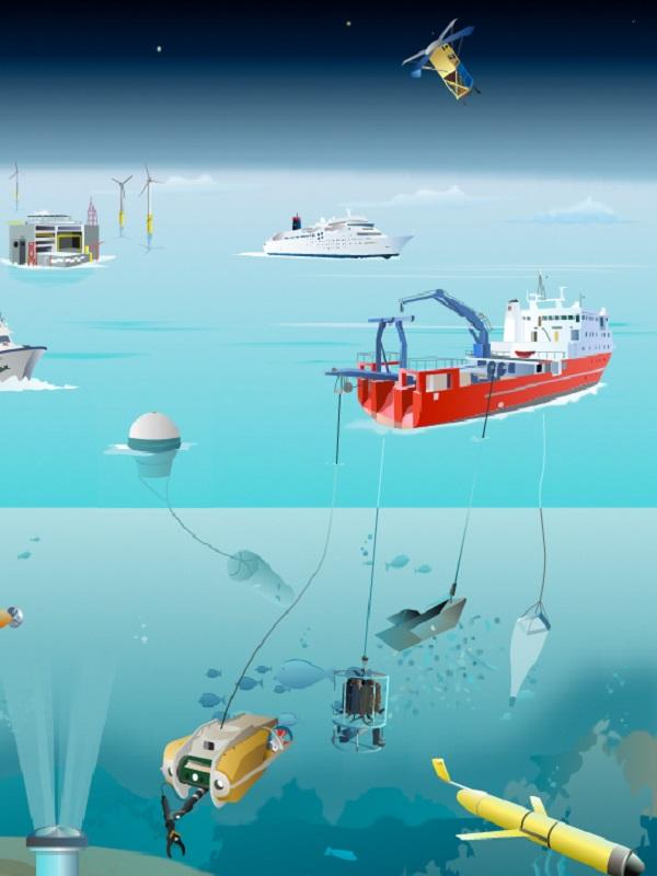 Medclic Kids, una app para que los niños descubran la oceanografía