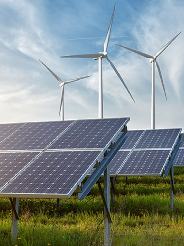 Aragón quiere liderar la producción de energías renovables en España