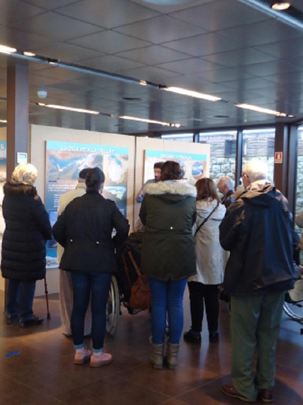 Más de 2.000 personas visitaron el Centro de Interpretación del Litoral de La Maruca (Santander)