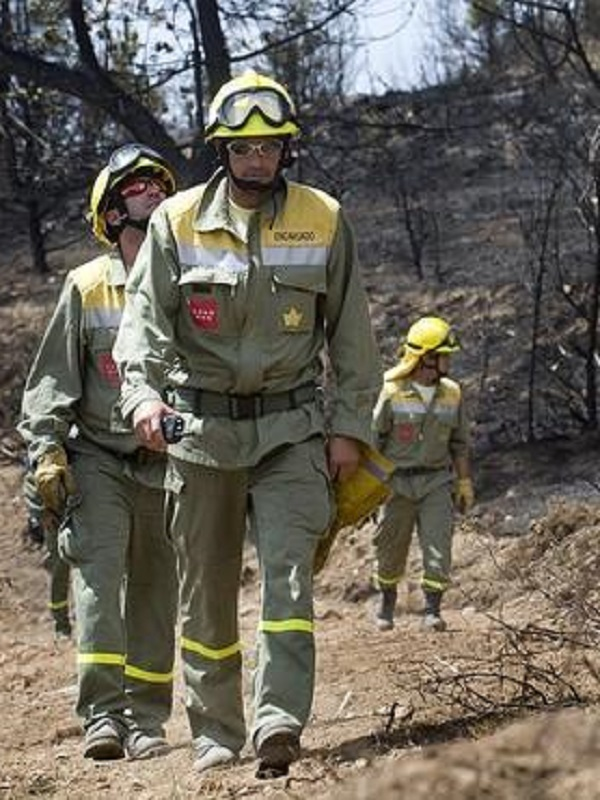 CCOO-A denuncia la situación de olvido que sufren los agentes de medio ambiente y celadores forestales andaluces