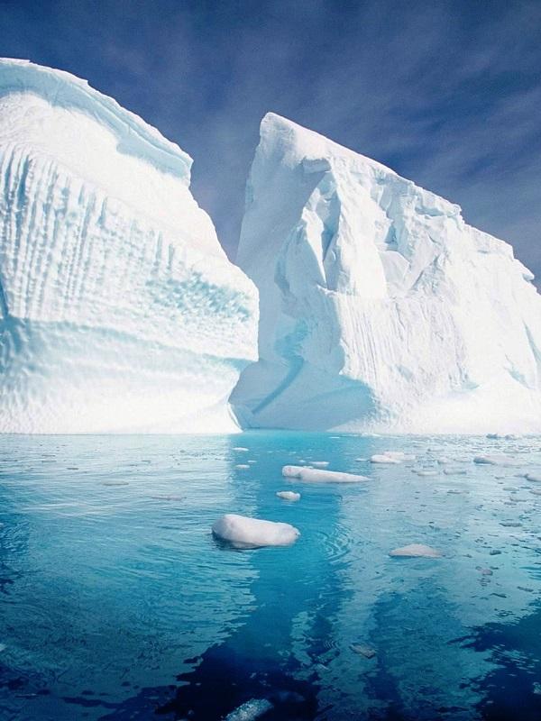 Antártida, quién te ha visto y quién te ve