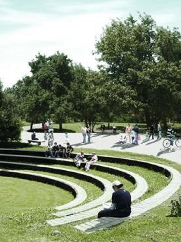 Mairena aprueba definitivamente el proyecto del nuevo parque central