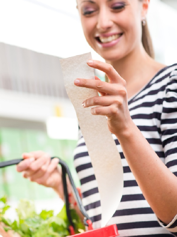 La lista perfecta de la compra saludable