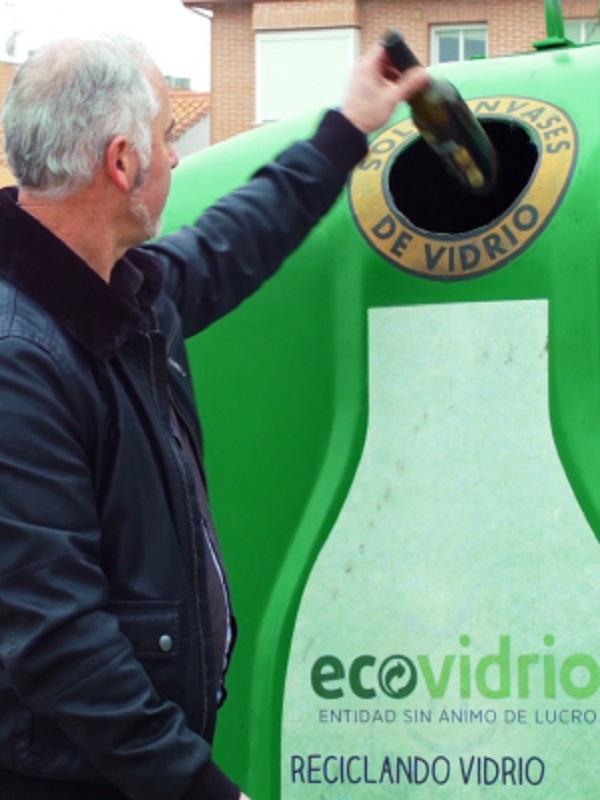 Ecovidrio aplaude el compromiso de la UE de las nuevas directivas de residuos de envases