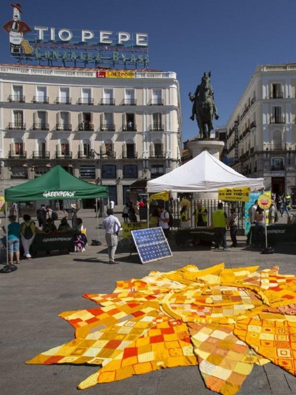 Día del Sol: Transforma tu indignación contra las eléctricas en algo muy grande