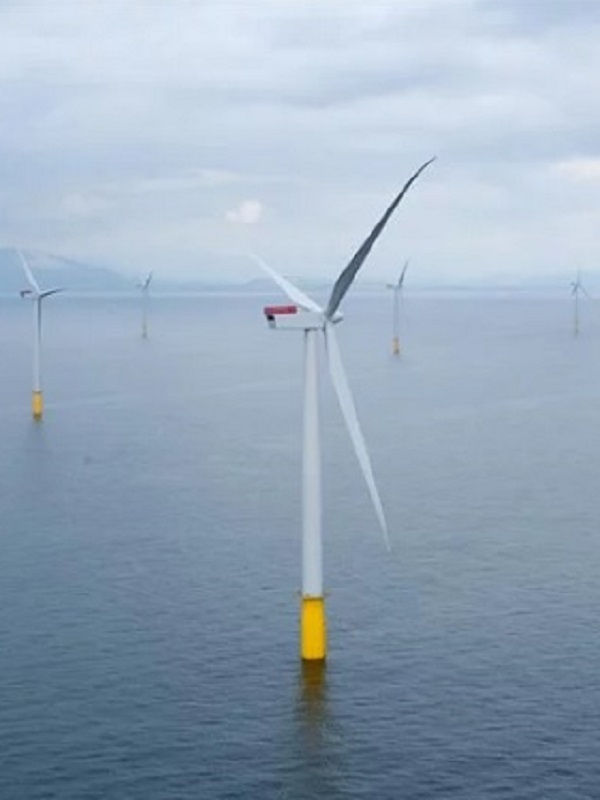 Iberdrola despeja el futuro del proyecto del parque eólico marino de Saint-Brieuc