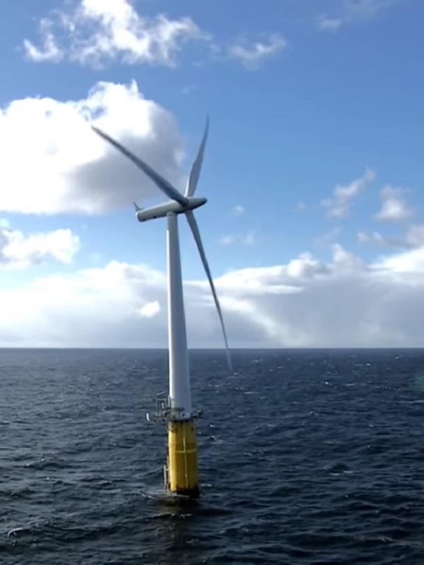 Iberdrola emite bonos verdes por 750 millones a 8 años para financiar el parque eólico de East Anglia