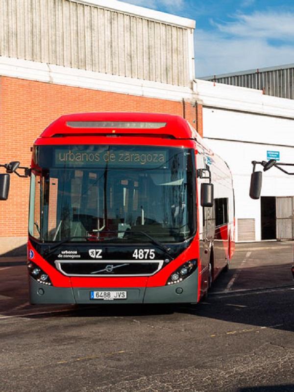 Zaragoza comprará autobuses eléctricos