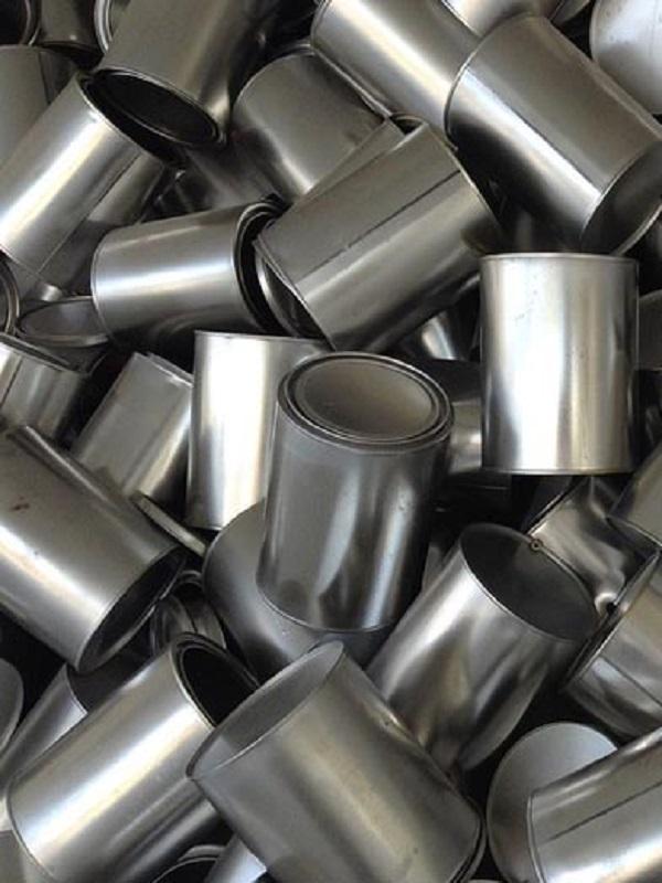 En Europa el reciclaje de envases de acero inoxidable está en máximos históricos