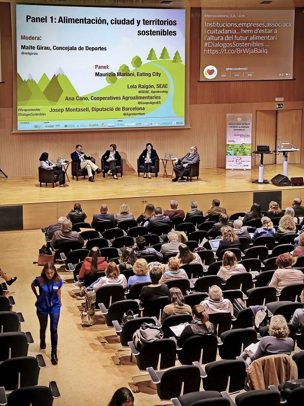 XVII Congreso de la Sociedad Española de Nutrición con la alimentación sostenible