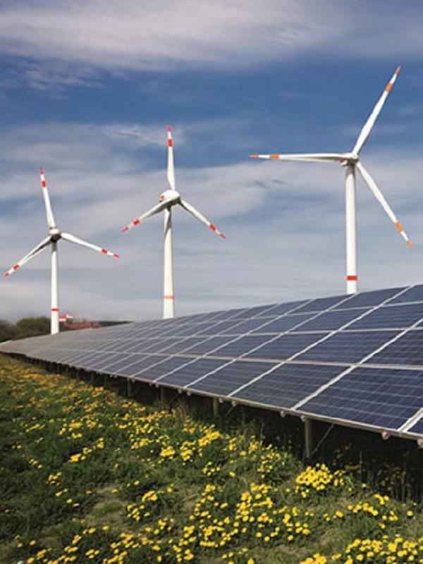 Las energías renovables deben ser protagonistas en la transición energética en Asturias