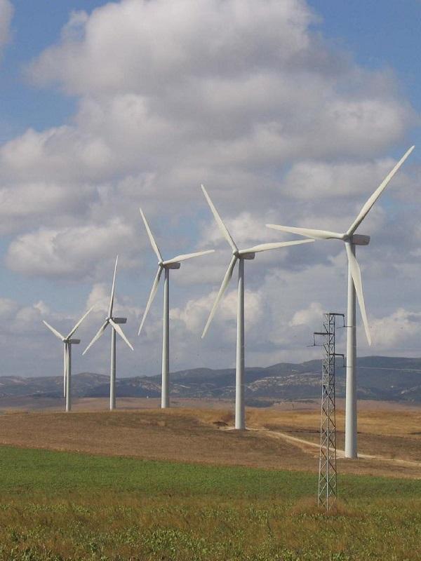 Endesa invertirá 17 millones de euros en la construcción de 21 megavatios eólicos en Vejer