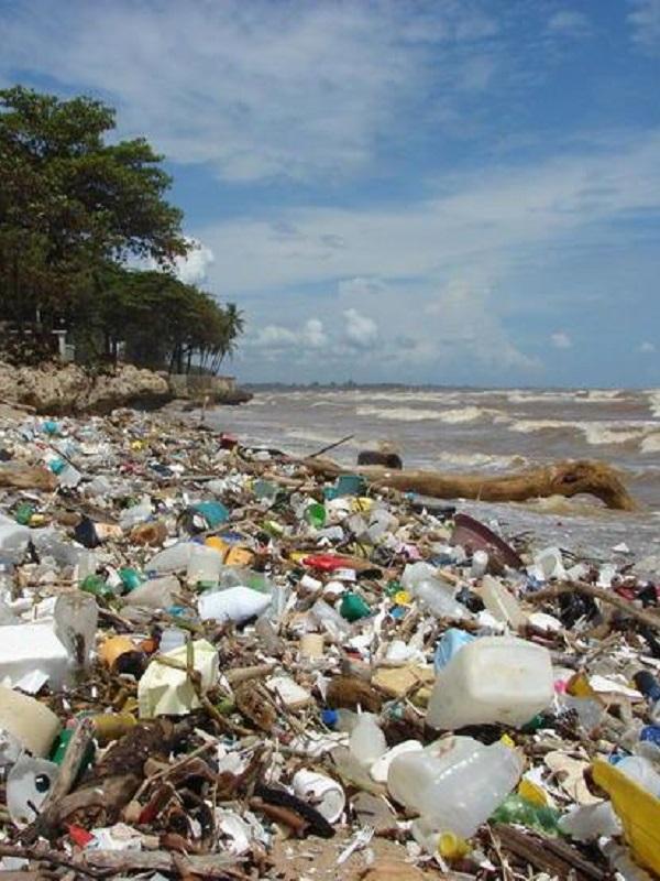Cada segundo más de 200 kilos de basura van a los océanos