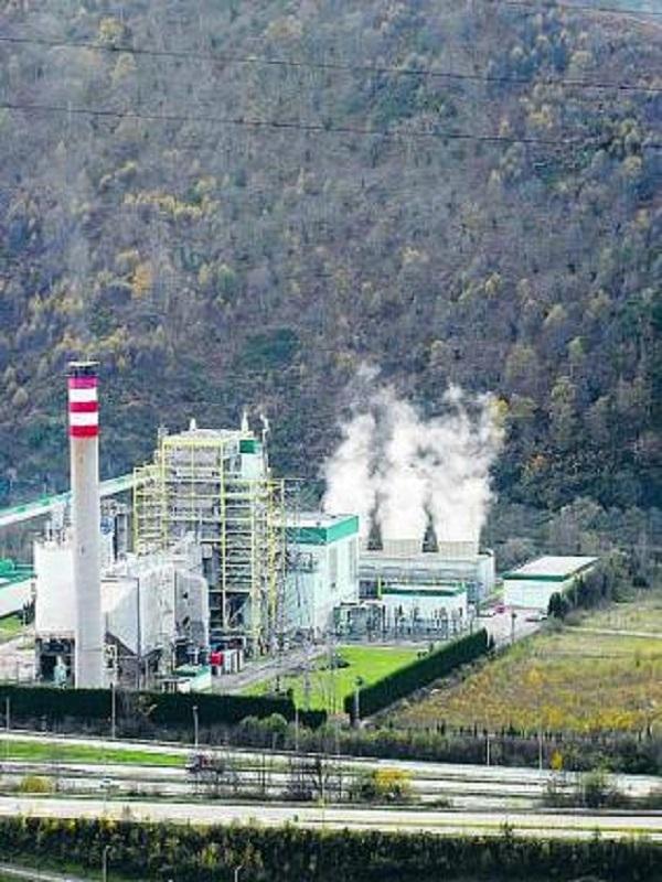 Asturias. Ayer se disparó la contaminación por partículas en la cuenca del Nalón un 1.400%