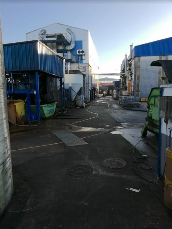 La contaminación por olores en Silvota no se puede aguantar