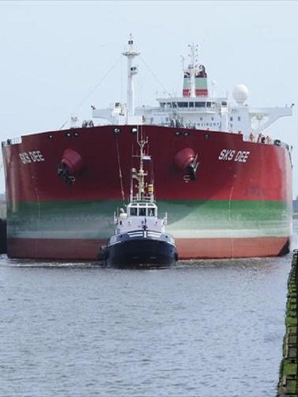 El buque SKS Tanaro es una bomba de relojería