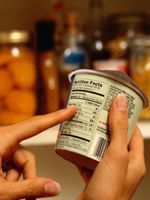 Todo lo que esconden las etiquetas de los alimentos