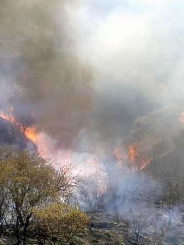 Los incendios forestales de África alteran las nubes sobre el Océano Atlántico
