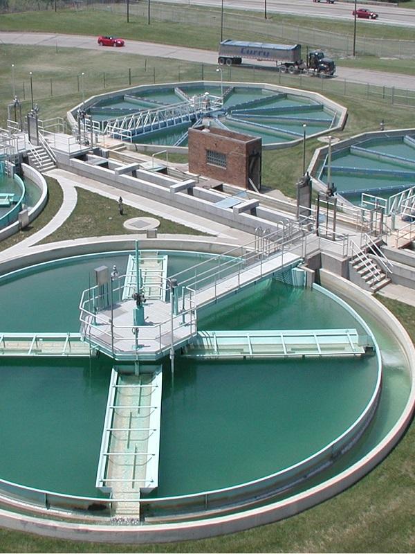 Sobresaliente para el tratamiento de aguas residuales en Álava