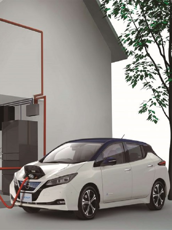 Nissan y E.ON, alianza en pro del coche eléctrico