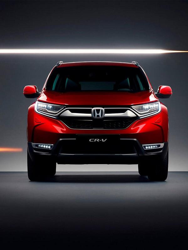 Honda CR-V con motorización híbrida
