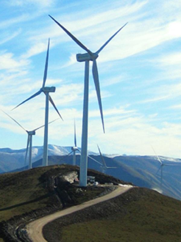 Luz verde para el parque eólico 'La Peña'