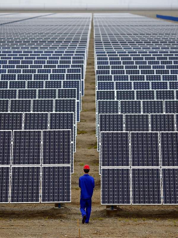 Almochuel (Zaragoza) albergará cinco plantas fotovoltaicas