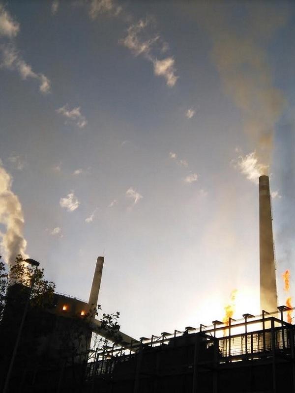 Asturias. En Gijón se vuelve a disparar la contaminación de partículas por las noches