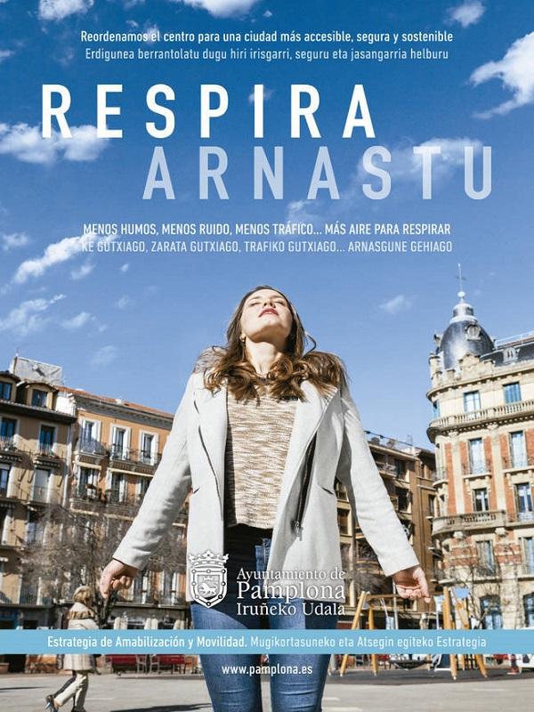 Pamplona quiere una ciudad más sostenible