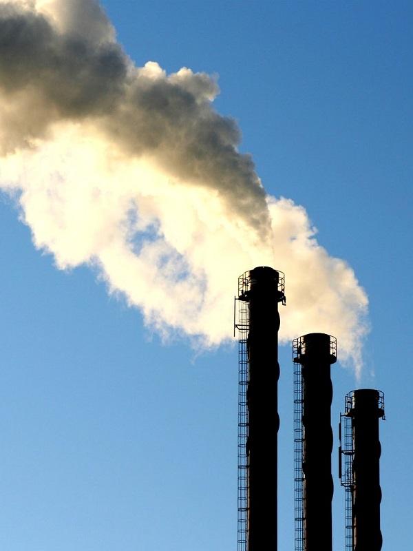 CO2 para compensar en el sector industrial