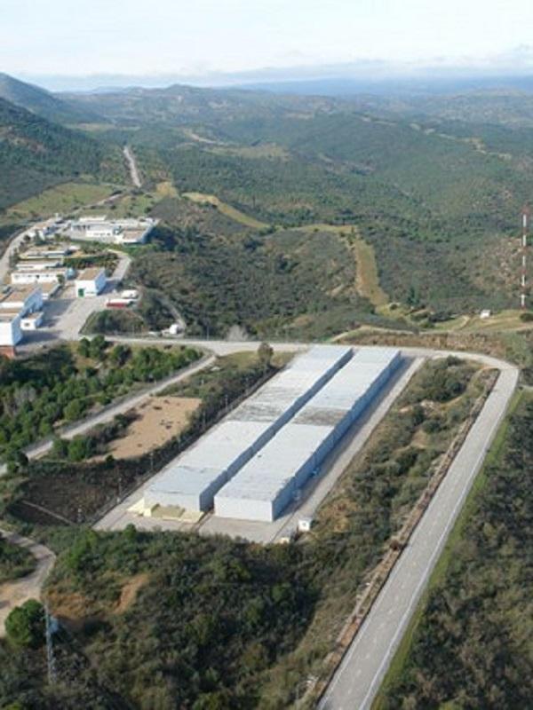 Exigen un plan de cierre del cementerio nuclear de El Cabril en Córdoba