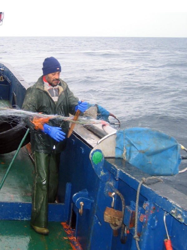 Proyecto CANARD, a la búsqueda de las pesquerías artesanales del Cantábrico para gestionarlas de forma sostenible