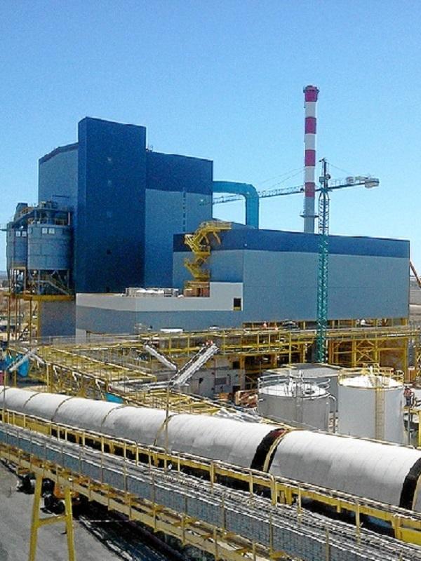Ence arranca la instalación de su próxima planta de generación de energía con biomasa de 40 MW