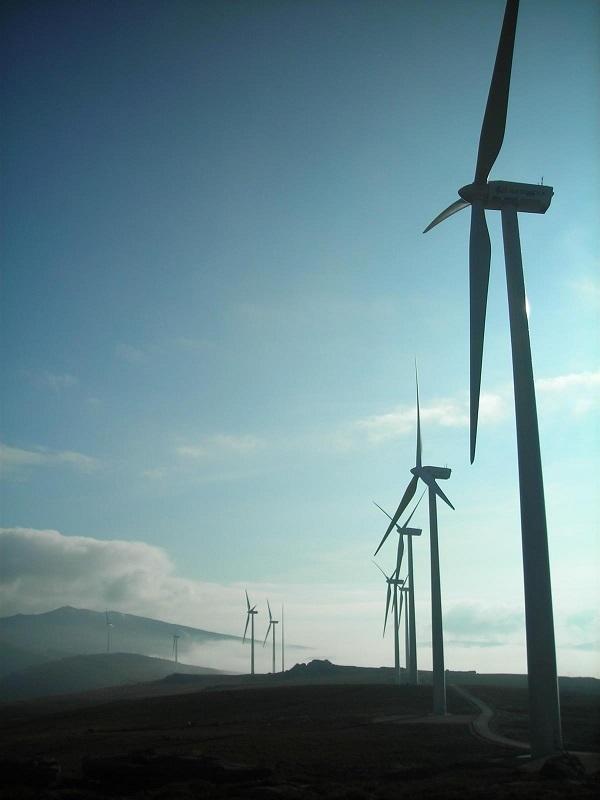 El parque eólico de Plasencia suministrará energía verde para casi 50.000 familias