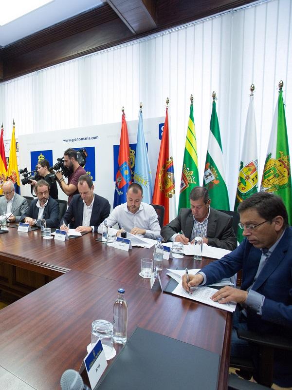 Pacto de los Alcaldes contra el cambio climático