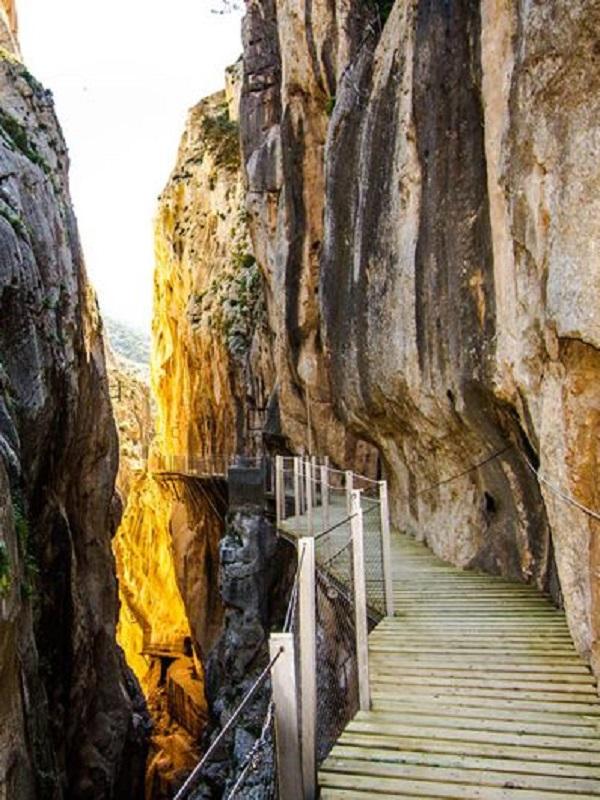 El Caminito del Rey, ecoturismo en estado puro