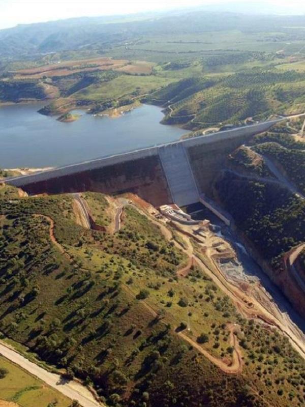 Se recuperan los embalses de la provincia de Huelva