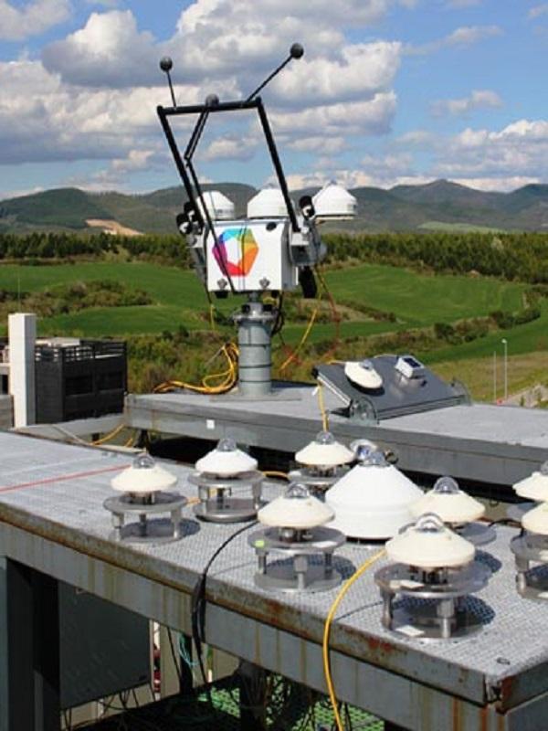 CENER arranca la calibración de piranómetros 2018